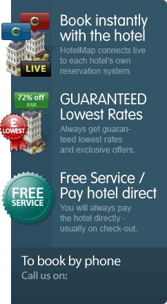 Osterley Tube Station Hotels - Key